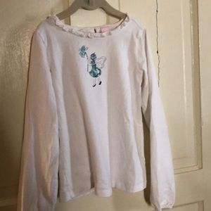Janie and Jack Girls Fairy Blouse